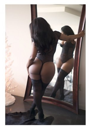 Delphyne live escorts in Wilson & erotic massage