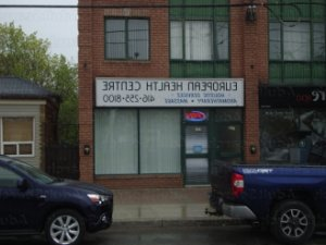 Scarlet massage parlor